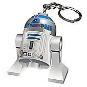 Lego Star Wars R2D2 Keylight Keyring