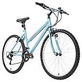 Terrain 26 inch Wheel Rigid Turquoise Ladies Mountain Bike