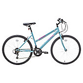 Terrain 26 inch Wheel Rigid Turquoise Ladies Mountain Bike