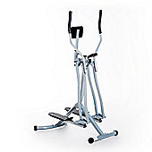 Homcom Air Walker Glider Cross Trainer Home Gym Fitness Exercise Machine with LCD
