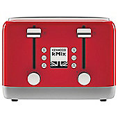 Kenwood Kmix Toaster - Red