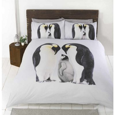 Rapport Penguin Duvet Cover Set - King
