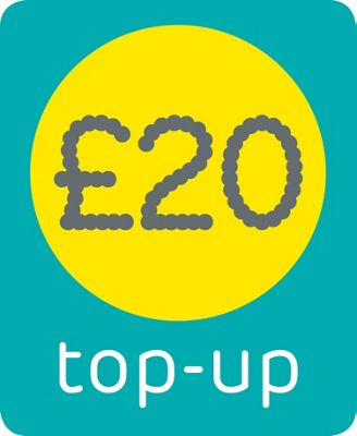 EE £20 mobile Top Up