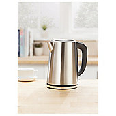 Tesco JKSS16 Stainless Steel Kettle New