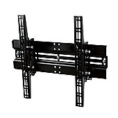 Wall Bracket with Tilt For 22-37 Flat Screen TVs in Black
