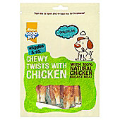 Good Boy Chewy Twists with Chicken Value Pack