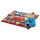 Clementoni - Giant Floor Puzzle Cars 3