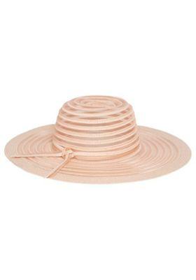F&F Foldable Wide Brim Sun Hat Blush Pink One Size