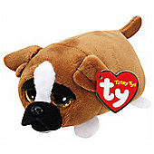 TY - Teeny Tys Plush - Diggs the Dog