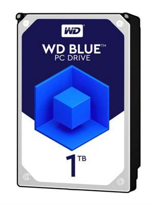 WD 1TB Blue 64 MB 3.5IN SATA 6 Gb/s Hard Drive