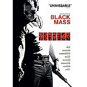 Black Mass DVD