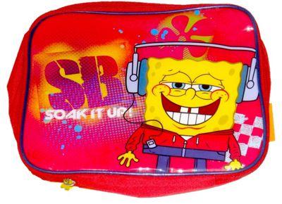 Spongebob Squarepants Rectangle Lunch Bag