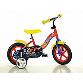 Disney Monster Machine Blaze 10inch Balance Bike Red - DINO Bikes