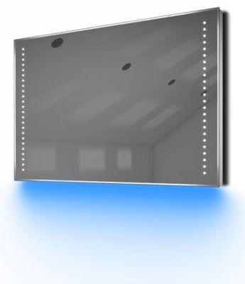 Ambient Shaver LED Bathroom Illuminated Mirror With Demister Pad & Sensor K61sb