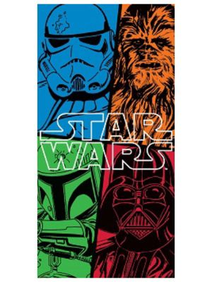 Star Wars Force Cotton Beach Towel