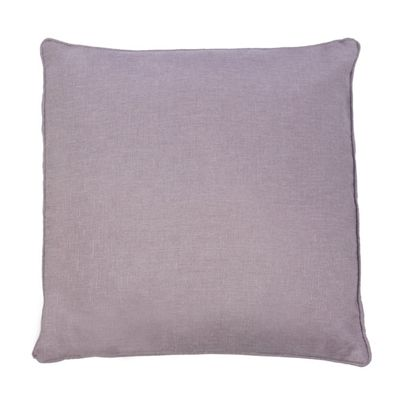 Julian Charles Luna Mauve Luxury Square Cushion Cover