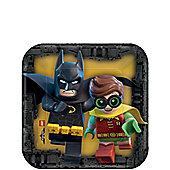 LEGO Batman Lego Dessert Plates - 18cm Paper Party Plates