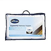 Silentnight Supreme Mattress Topper - Double