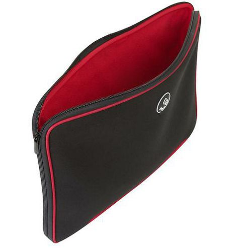 Techair Z Series Z0309 Clam Styled Slipcase (Black/Red) for 133 inch Macbooks