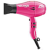 Parlux Advance Lightweight Hair Dryer Ceramic and Ionic Pink