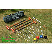 Garden Games Cottage Croquet Set in Bag