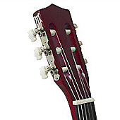 Tiger Red 3/4 Size Classical Guitar Package