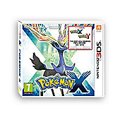 Pokemon X (3DS)