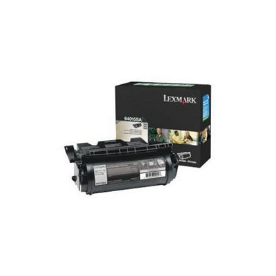 Lexmark Return Program Black Toner Cartridge 64016SE
