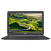 "Acer 17.3"" ES17 Intel Pentium 8GB RAM 1TB HDD DVDRW Black Laptop"