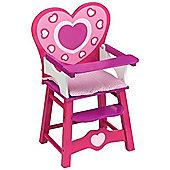 Dolls World High Chair