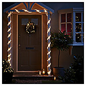 6m LED Christmas Rope Light, White