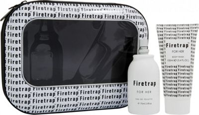 Firetrap For Her Gift Set 75ml EDT + 100ml Shower Gel For Women