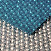 GeoBubble Apollo 400 Micron Pool Solar Cover- 20ft x 40ft Rectangular