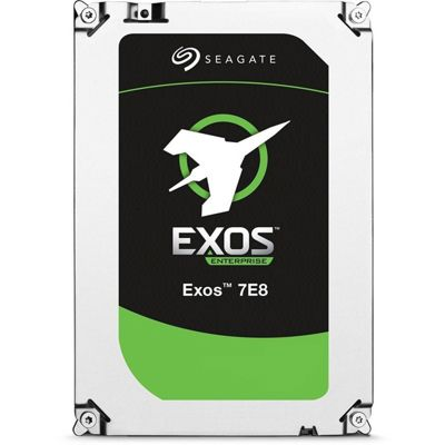 2TB Seagate Exos E-Class Nearline Enterprise SAS 3.5 512N Hard Drive (ST2000NM0045)
