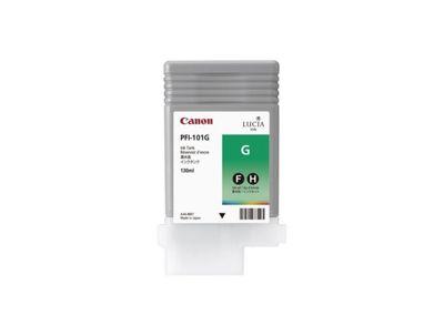 Canon PFI-101G Ink Cartridge 0890B001AA