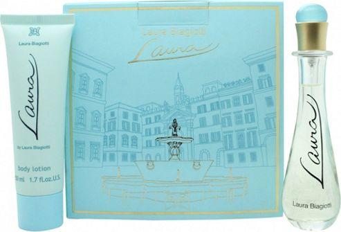 Laura Biagiotti Laura Gift Set 25ml EDT + 50ml Body Lotion