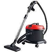 Wellco WELCV16 Cylinder Commercial Vacuum Cleaner 1000W Motor