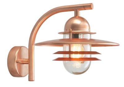 Norlys Oslo Outdoor Wall Lantern