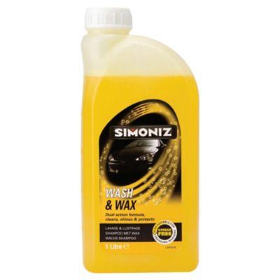 Simoniz Wash & Wax 1L