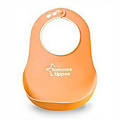 Tommee Tippee Comfi Neck Bib-Orange