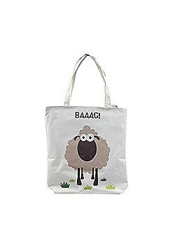 Puckator Sheep Cotton Bag
