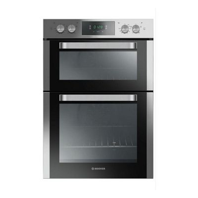 Hoover HO9D3120IN 60cm Stainless Steel Electric Double Oven