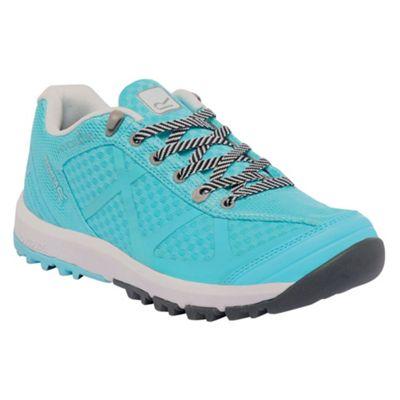 Regatta Ladies Hyper-Trail Shoe Bahama Blue 6