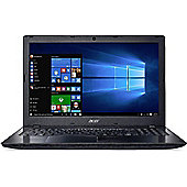 "Acer TravelMate P259 15.6"" Intel Core i3 Windows 10 Pro 4GB RAM 500GB Laptop Black"