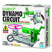 Great Gizmos 4M Green Science Dynamo Circuit