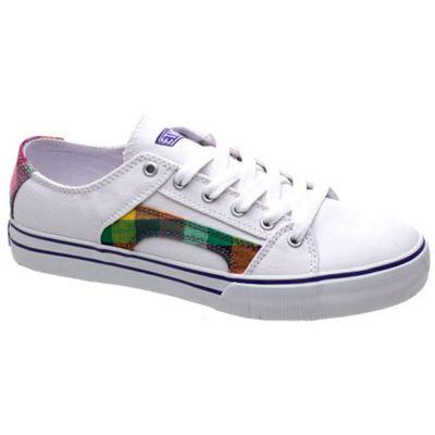 Etnies RSS White/Purple Womens Shoe
