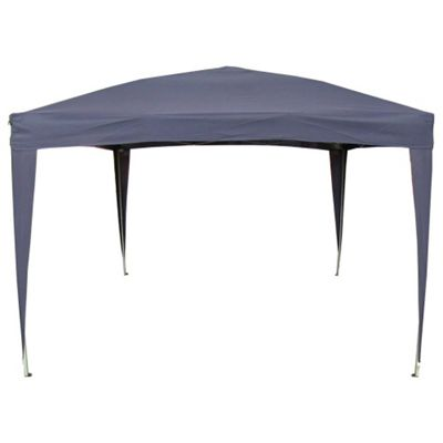 Airwave Pop Up Gazebo Canopy 3x3m in Blue (no Sides)