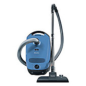 Miele C1-JUNIOR-PWL Cylinder Vacuum Cleaner with 800W and 2L Capacity in Blue