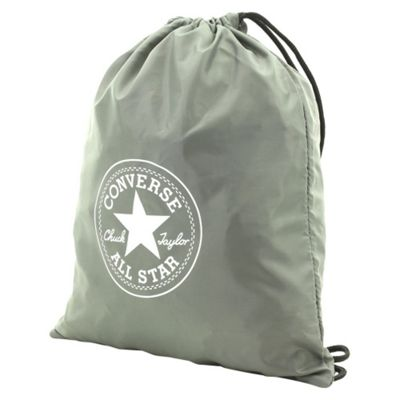 Buy CONVERSE All Star Playmaker Gymsack Bag, Grey from our Backpacks ... 42b27caf2c