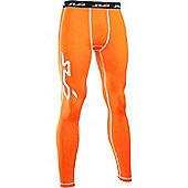 Sub Sports Dual Leggings - Orange